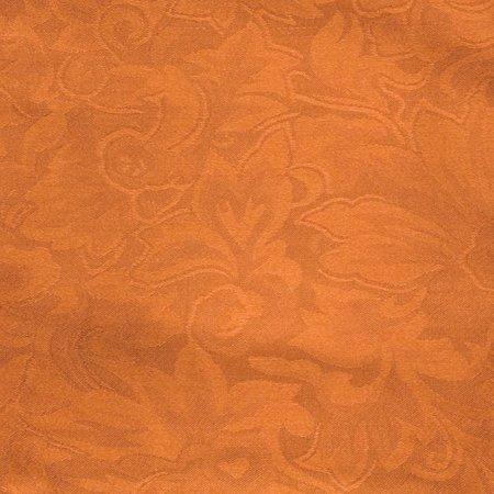 Wyoming Traders Mens Jacquard Silk Wild Rag Scarf   Copper