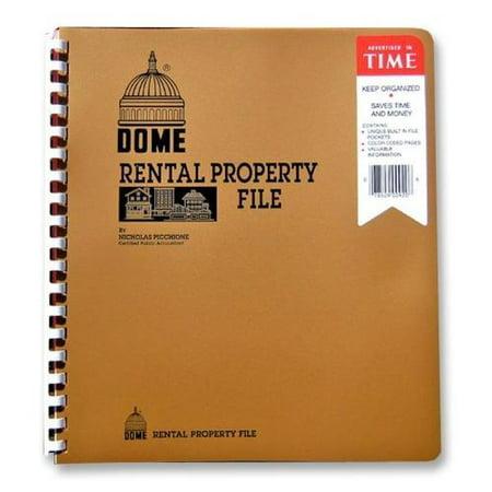 Dome Rental Property File  Copper