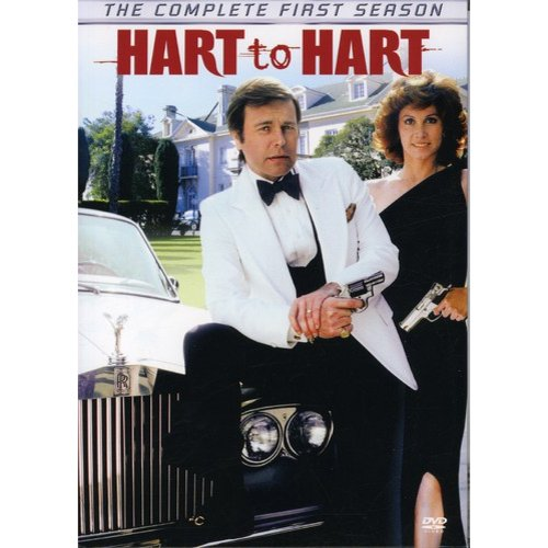 Hart To Hart: The Complete First Season (Full Frame)