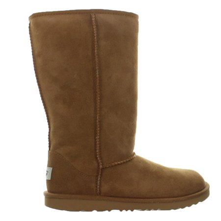 Kids UGG Classic II Tall Boot Chestnut Brown 1017713K-CHE - Child Uggs