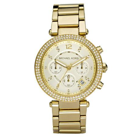 Women's Mini Parker Watch Quartz Mineral Crystal (Mini Quartz Watch)