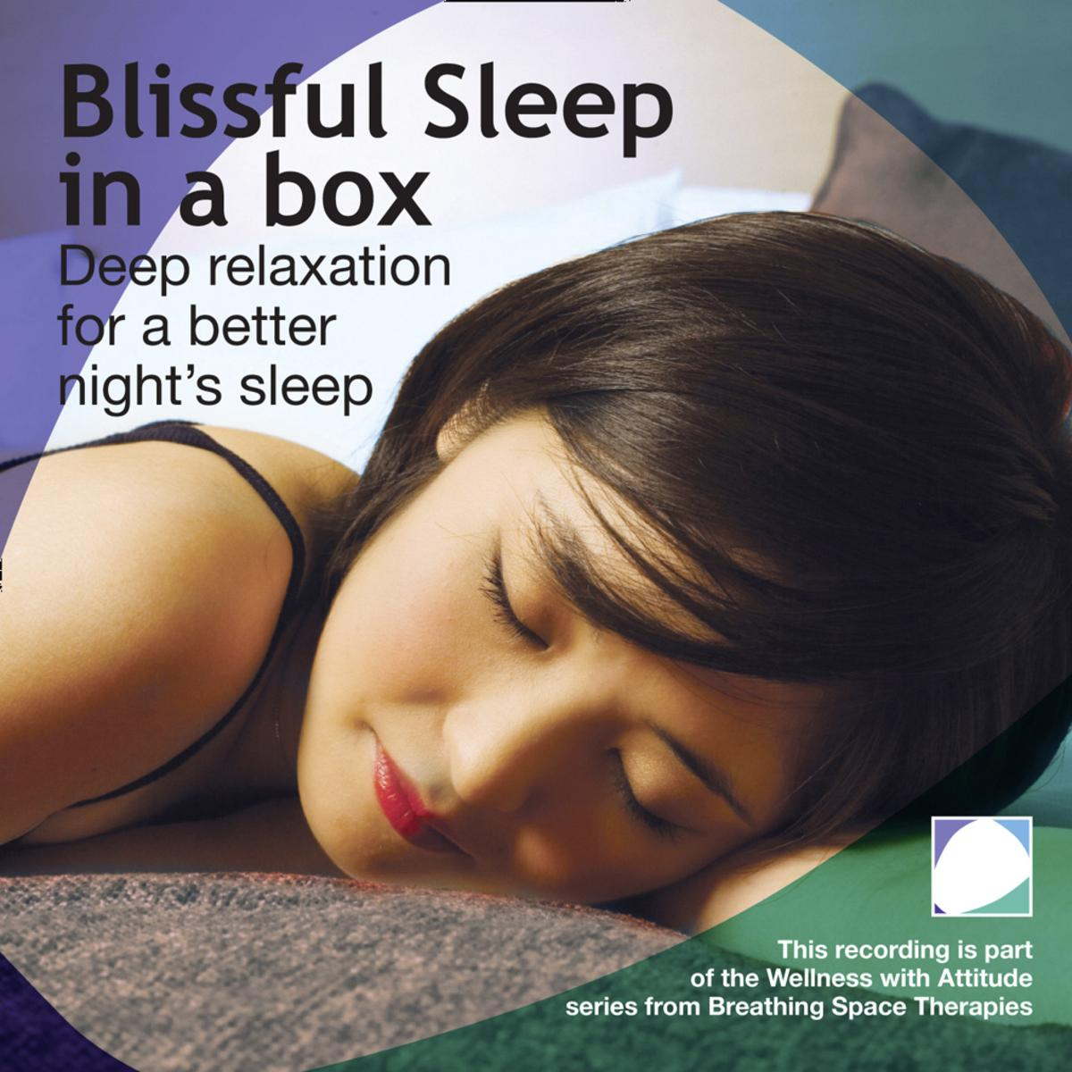 Blissful sleep in a box - Audiobook