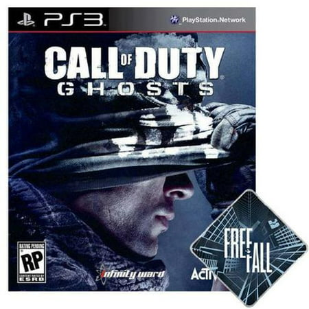 Call of Duty: Ghosts + Free Fall Dynamic Map DLC [USA English Version] PlayStation 3