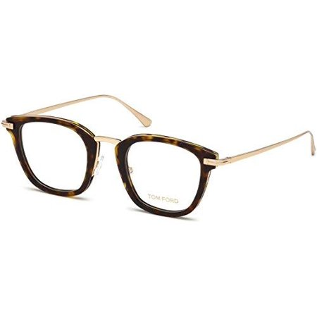 Eyeglasses Tom Ford FT 5496 052 dark havana (Tom Ford Frames Männer)