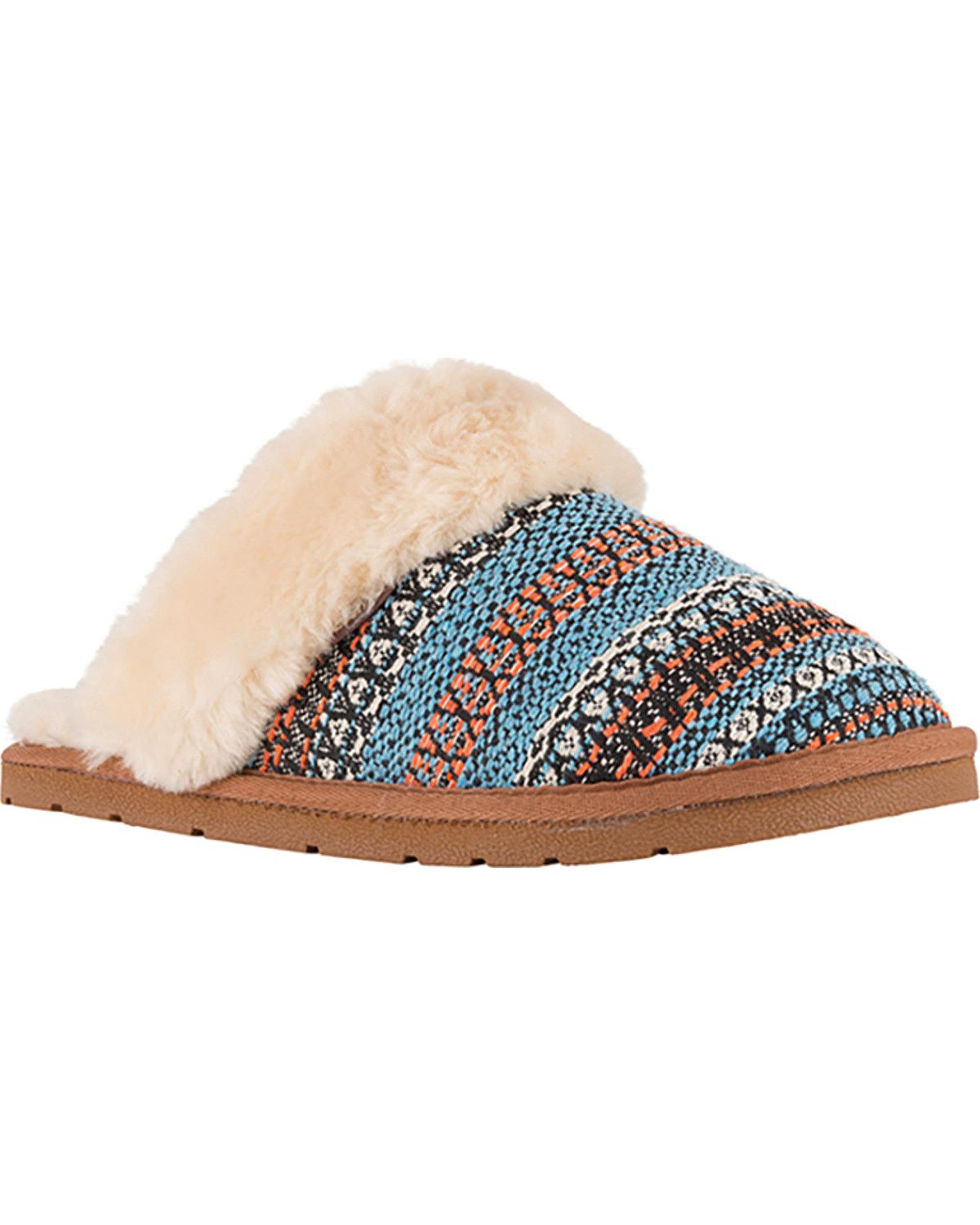 Lamo Footwear Women's Juarez Scuff Slippers Ew1470-92 by Lamo Footwear