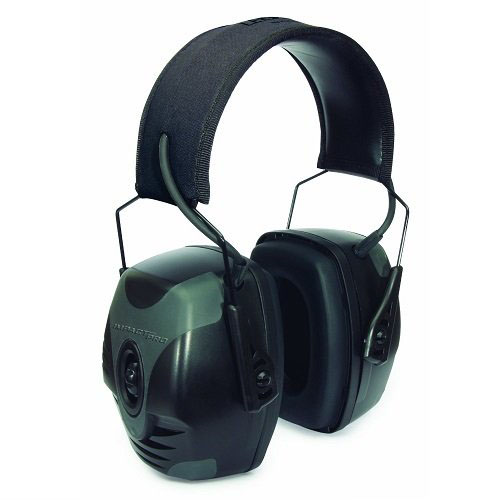 HOWARD LEIGHT IMPACT PRO EARMUFF ADJUSTABLE 30DB BLK