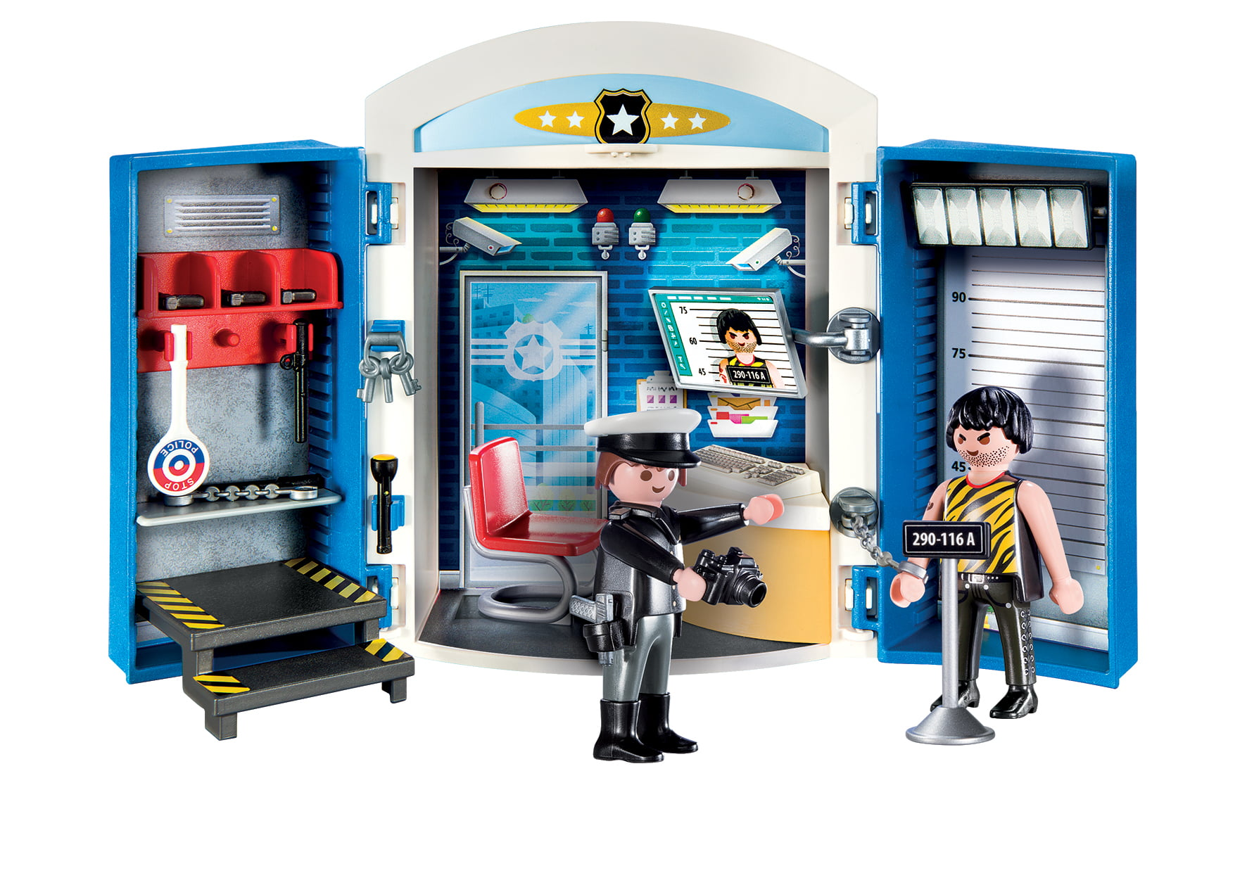 PLAYMOBIL Police Station Play Box by PLAYMOBIL
