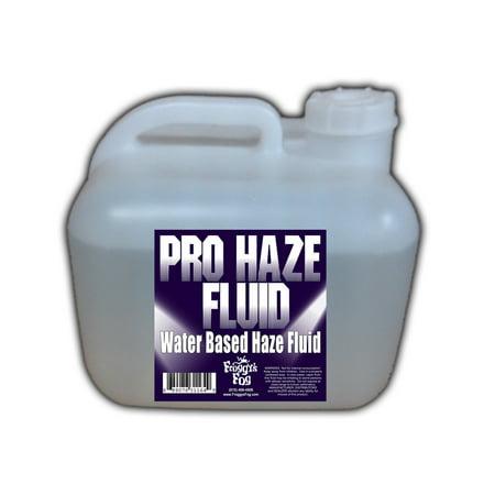 Halloween 2 Froggy (Froggys Fog Pro Haze Fluid - HFG High Performance Water Based Haze Juice - 2.5 Gallon)