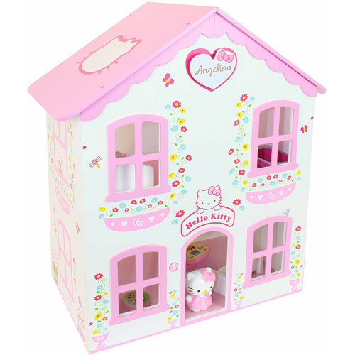 Hello Kitty Dollhouse by Generic