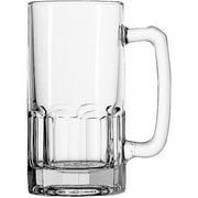 Anchor Hocking Gusto 1-Liter Beer Mug 2-pack