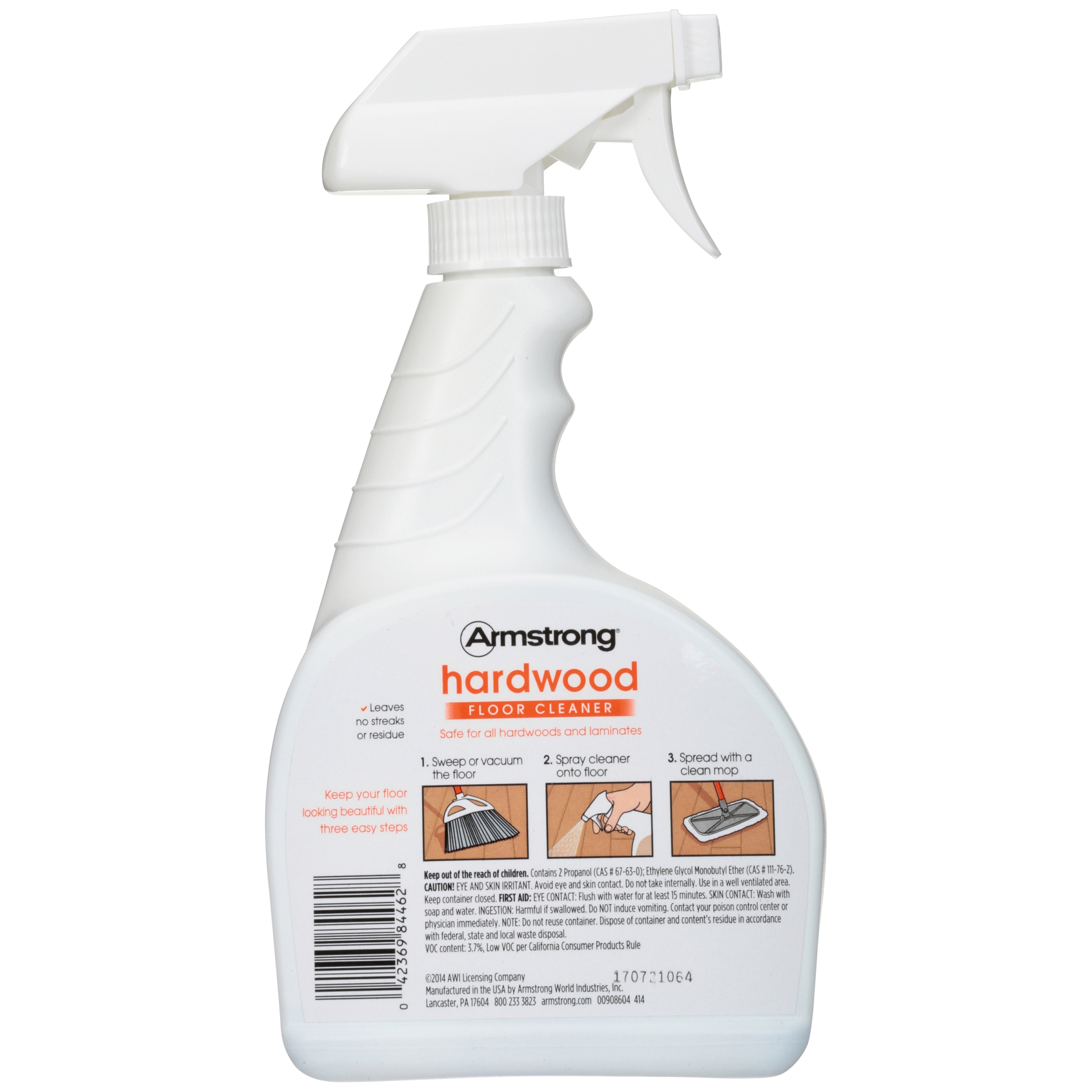Armstrong Hardwood Floor Cleaner Spray