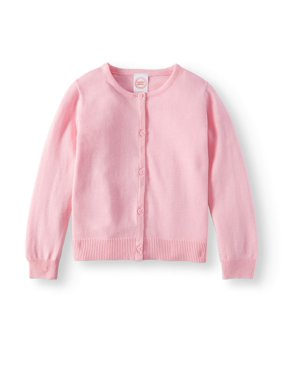 ee53c4a39b34 Product Image Toddler Girls School Uniform Knit Cardigan