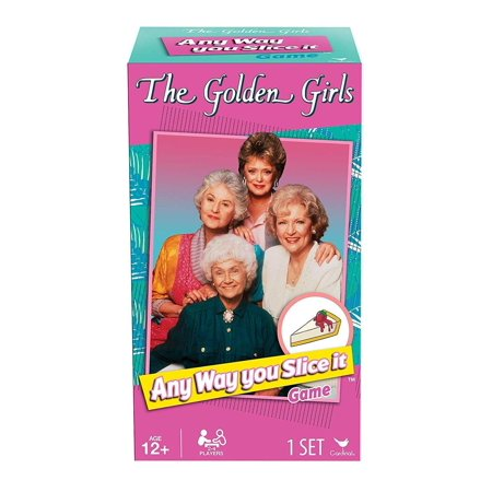 The Golden Girls Any Way You Slice It Trivia Game