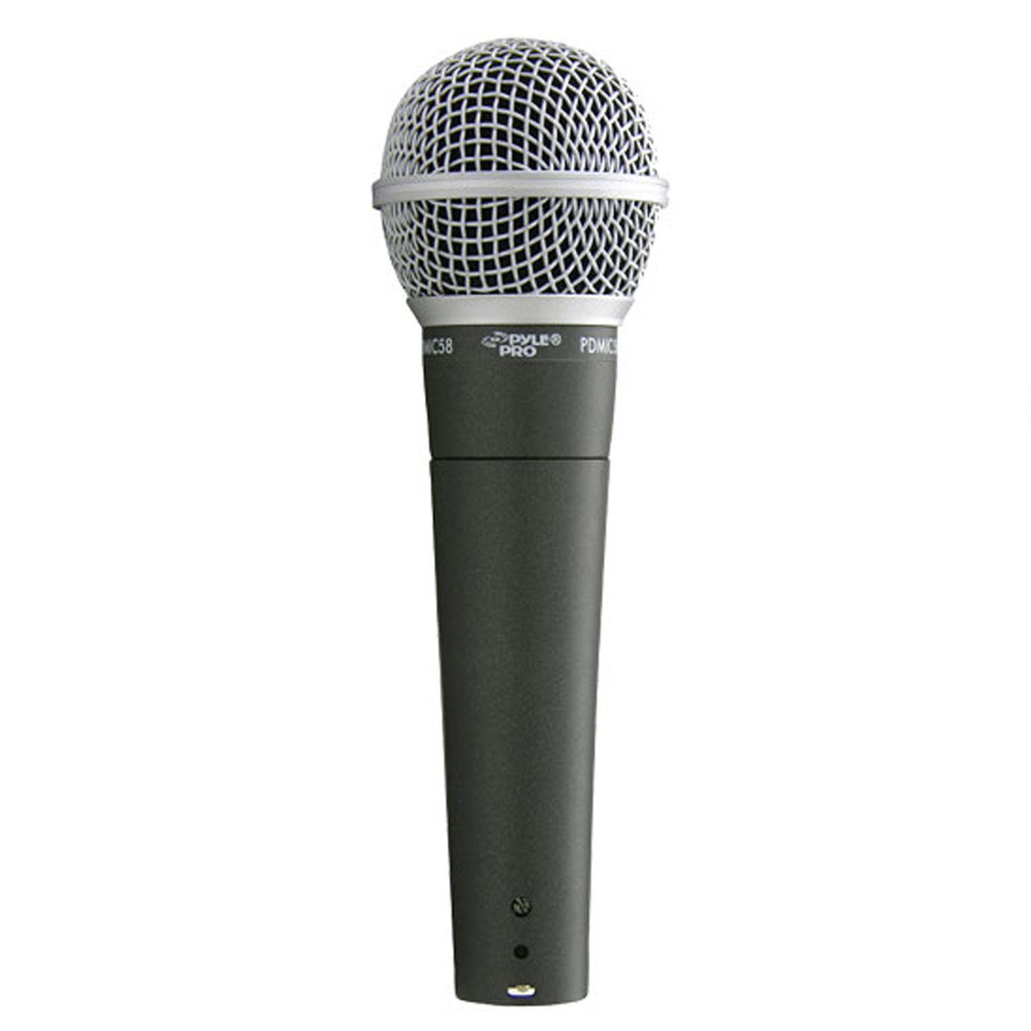 PylePro - PDMIC58 - Professional Moving Coil Dynamic Handheld Microphone