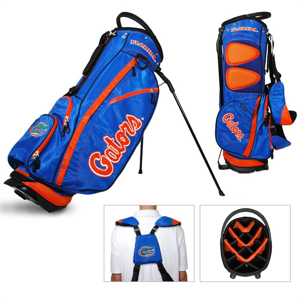 Team Golf NCAA Florida Fairway Golf Stand Bag