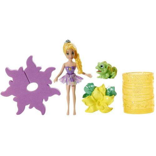 Disney Princess Rapunzel Bath Bag Play Set by Mattel