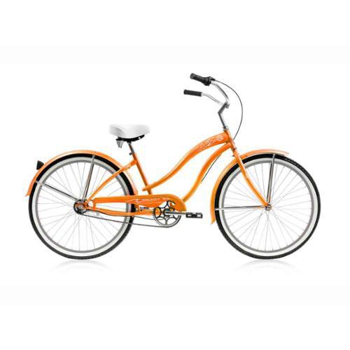 Beach Cruiser in Orange