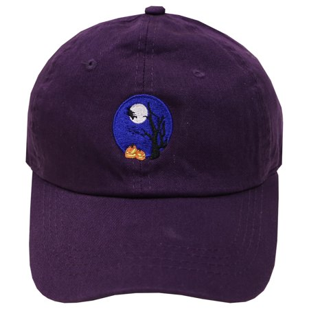 City Hunter C104 Halloween Night Baseball Caps - Dark Purple](Halloween City Coupon Printable)
