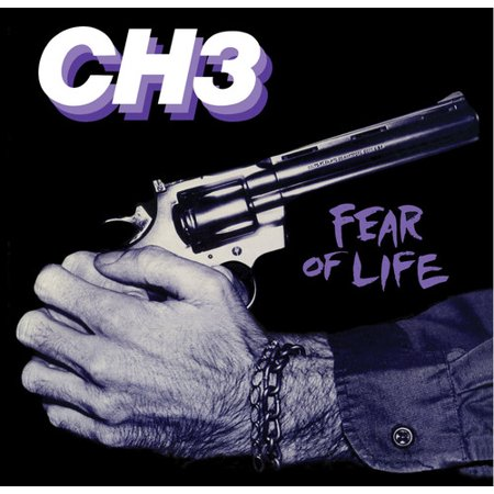 16 Channel Cd - Fear of Life (CD) (explicit)