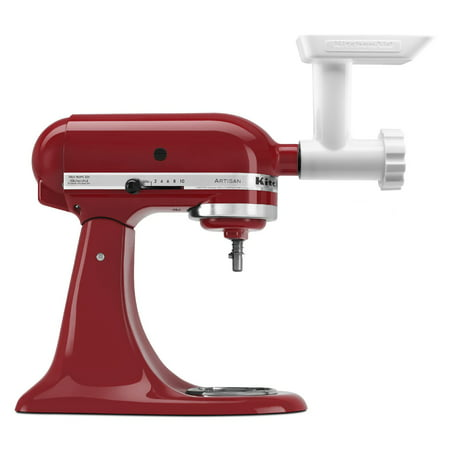 KitchenAid Food Grinder Stand Mixer (Kitchenaid Mixer Ice Cream Maker Attachment)