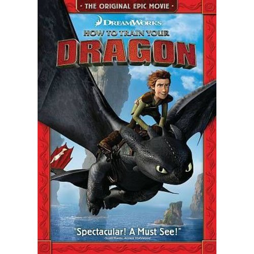 How To Train Your Dragon (Widescreen)