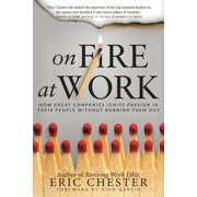 On Fire at Work - eBook
