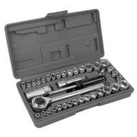 Performance Tool 40pc Socket Set