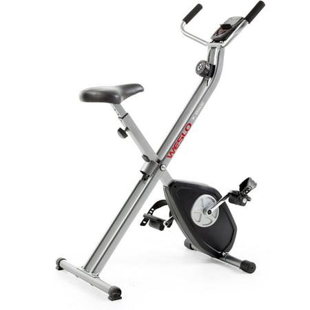 Weslo X Bike Upright Folding Exercise Bike - Walmart.com