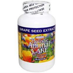 Azmira Holistic Animal Care Grape Seed Extract (120 Capsules)