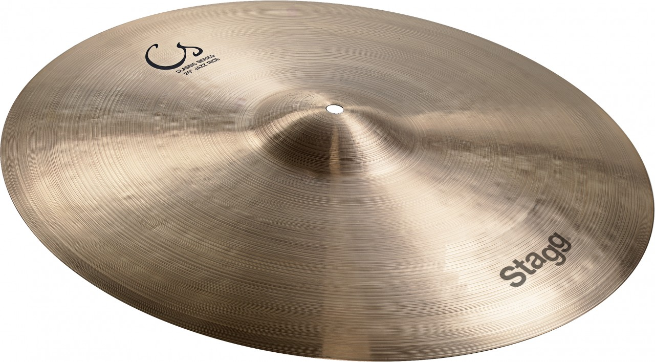 "Stagg CS-RJ21 Classic Series 21"" Jazz Ride Cymbal by Overstock"