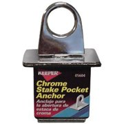 Stake Pocket Anchor Chrm Spc S