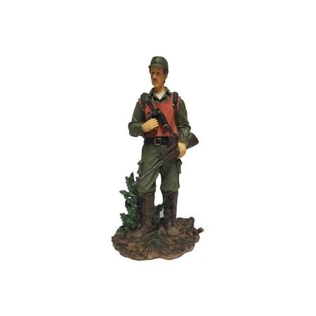 Hunter Statue A Salute to America's Hunting Professionals Ceramic Figure](Ceramic Figures)
