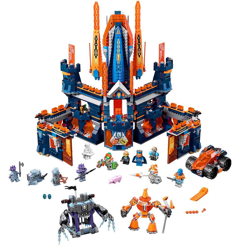 LEGO Nexo Knights Knighton Castle 70357