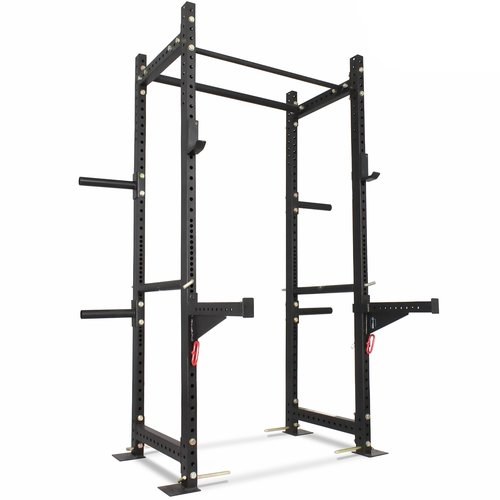 Titan Fitness T-3 Series Hd Power Rack Spotter Arms Squat Deadlift Lift Cage Cross Fit