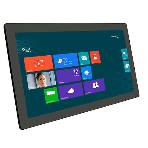 """Planar Helium 27"""" Widescreen Multi-Touch Monitor (PCT2785 Black) by Planar"""