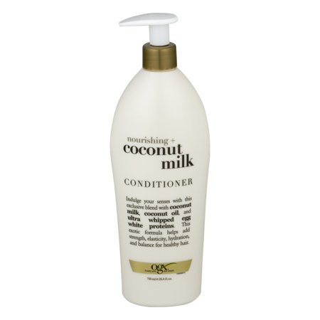 OGX Nourishing Coconut Milk Conditioner, 25.4 Oz