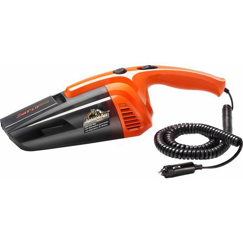 Armor All 12V Wet/Dry Bagless Car Vacuum, AA12V1