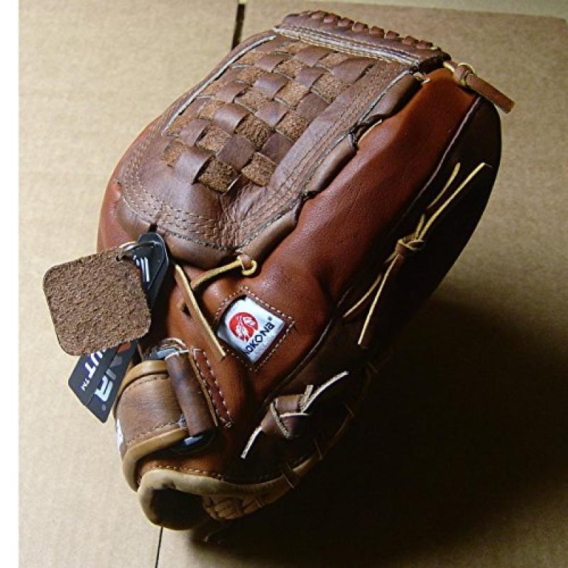 """Nokona Buckaroo Fastpitch Glove (13"""") BKF-1300-RHT"""
