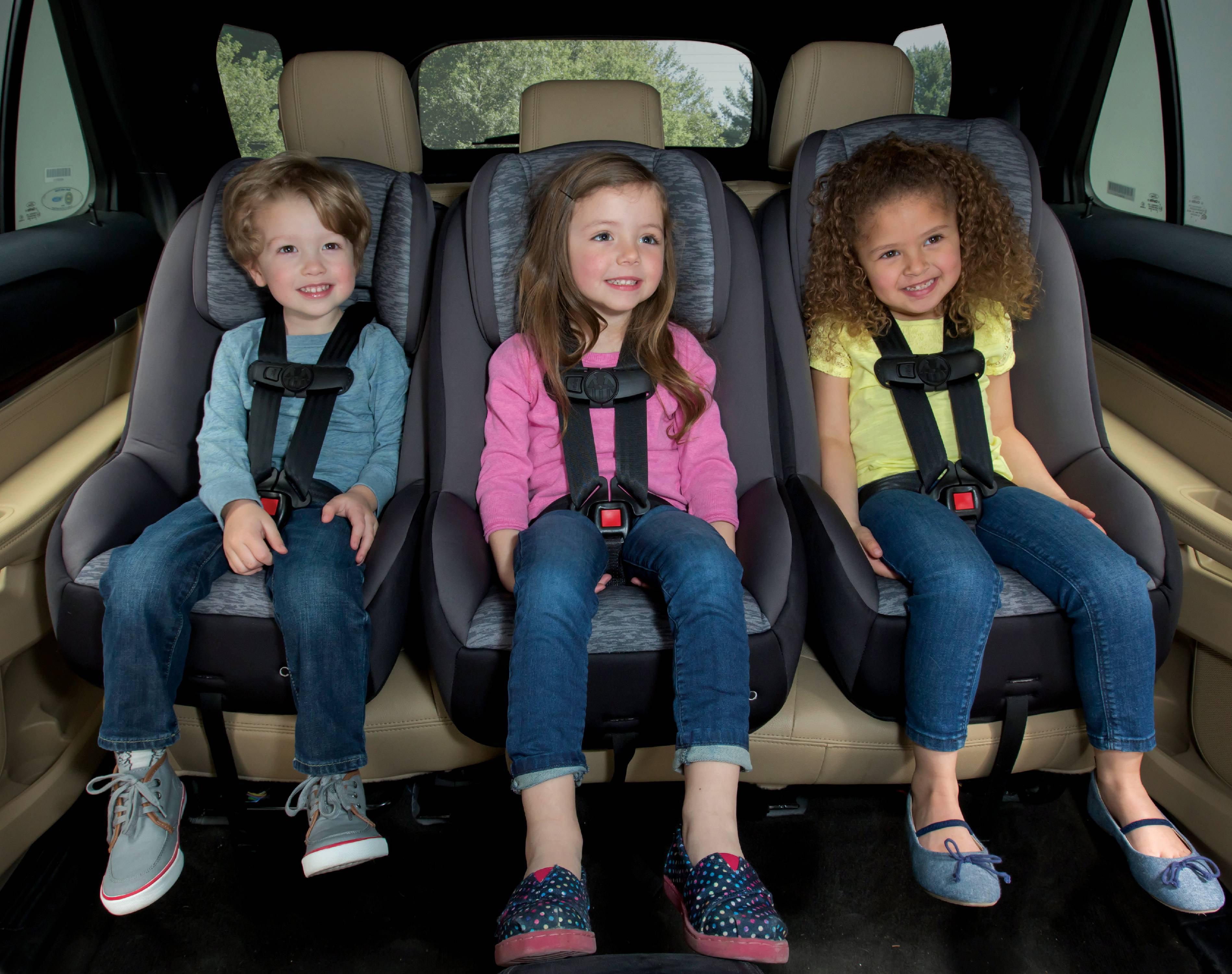 Cosco MightyFitTM 65 Convertible Car Seat Anchor