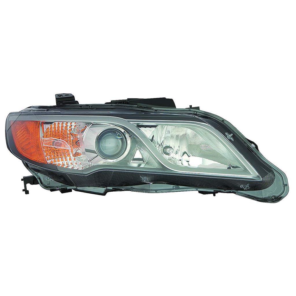 For Acura RDX 13-15 Headlight Assembly Halogen Passenger