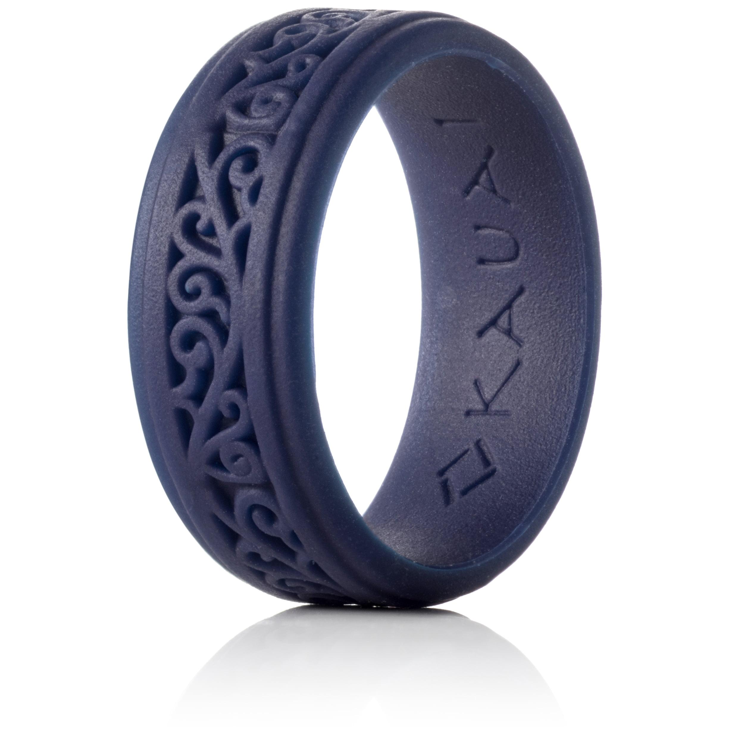 KAUAI -Silicone Rings Elegant, Comfortable, Engagement