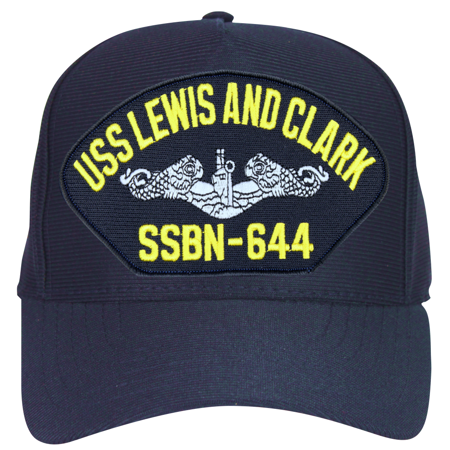 USS Lewis and Clark SSBN-644 ( Silver Dolphins ) Submarine Enlisted