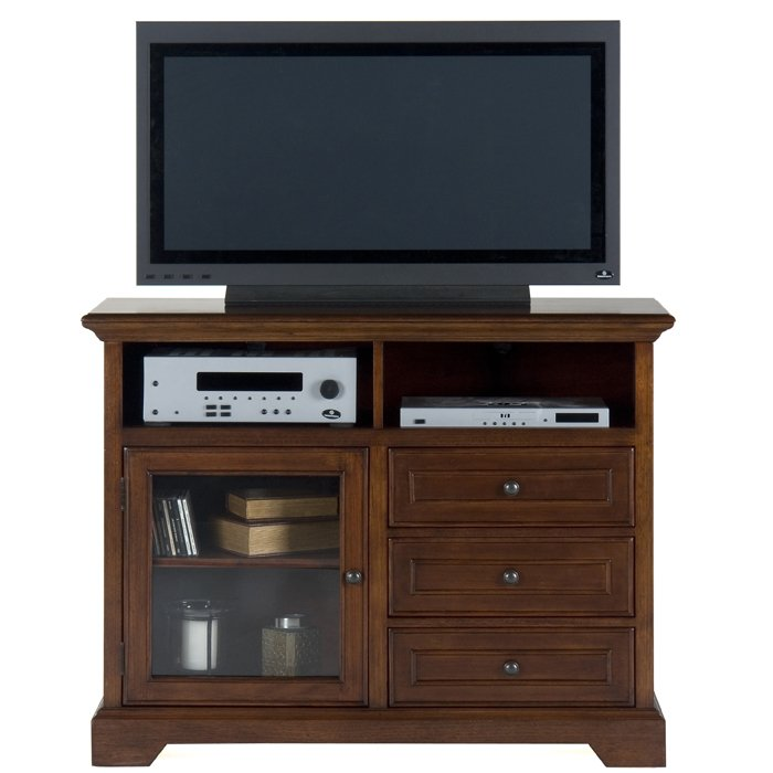 Jofran 042-9 Eureka Cherry TV Cabinet by