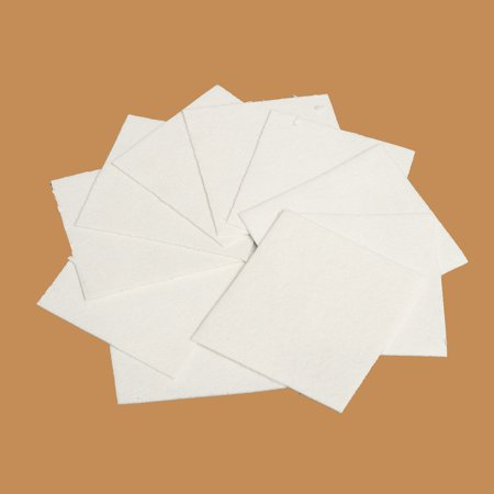 10/30/50PCS Sheets Square Fiber Paper For Microwave Kiln Glass Fusing 70x70mm - image 1 of 7