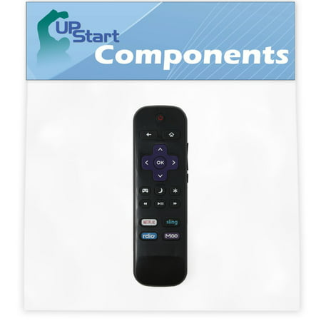 Replacement Insignia NS-RCRUS-16 Roku TV Remote Control for Insignia NS-55DR420NA16 Television - image 1 of 4