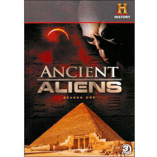 Ancient Aliens: The Complete Season One by ARTS AND ENTERTAINMENT NETWORK
