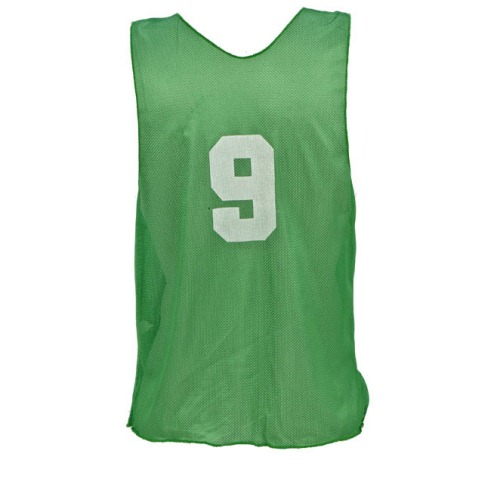 Champion Sports Numbered Scrimmage Vests for Youth, Green...