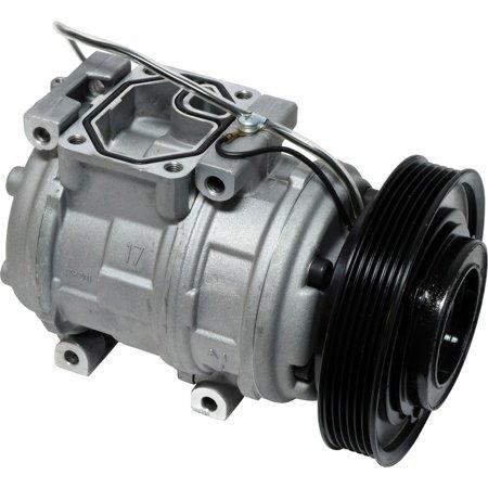 A/C Compressor -- 10PA17C Compressor Assembly