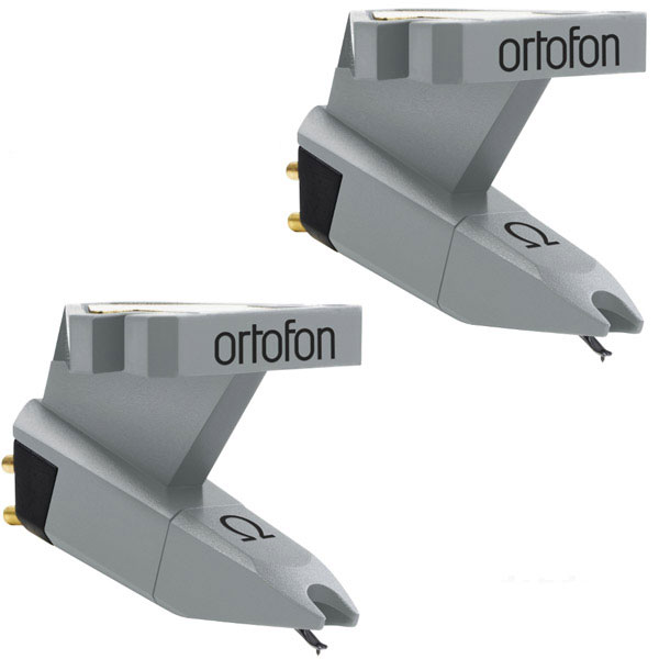 Ortofon OM Omega Single Universal Type Cartridge Twin Set by Ortofon