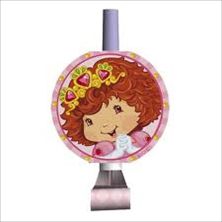 Strawberry Shortcake 'Berry Princess' Blowouts / Favors (8ct) - Party City Strawberry Shortcake